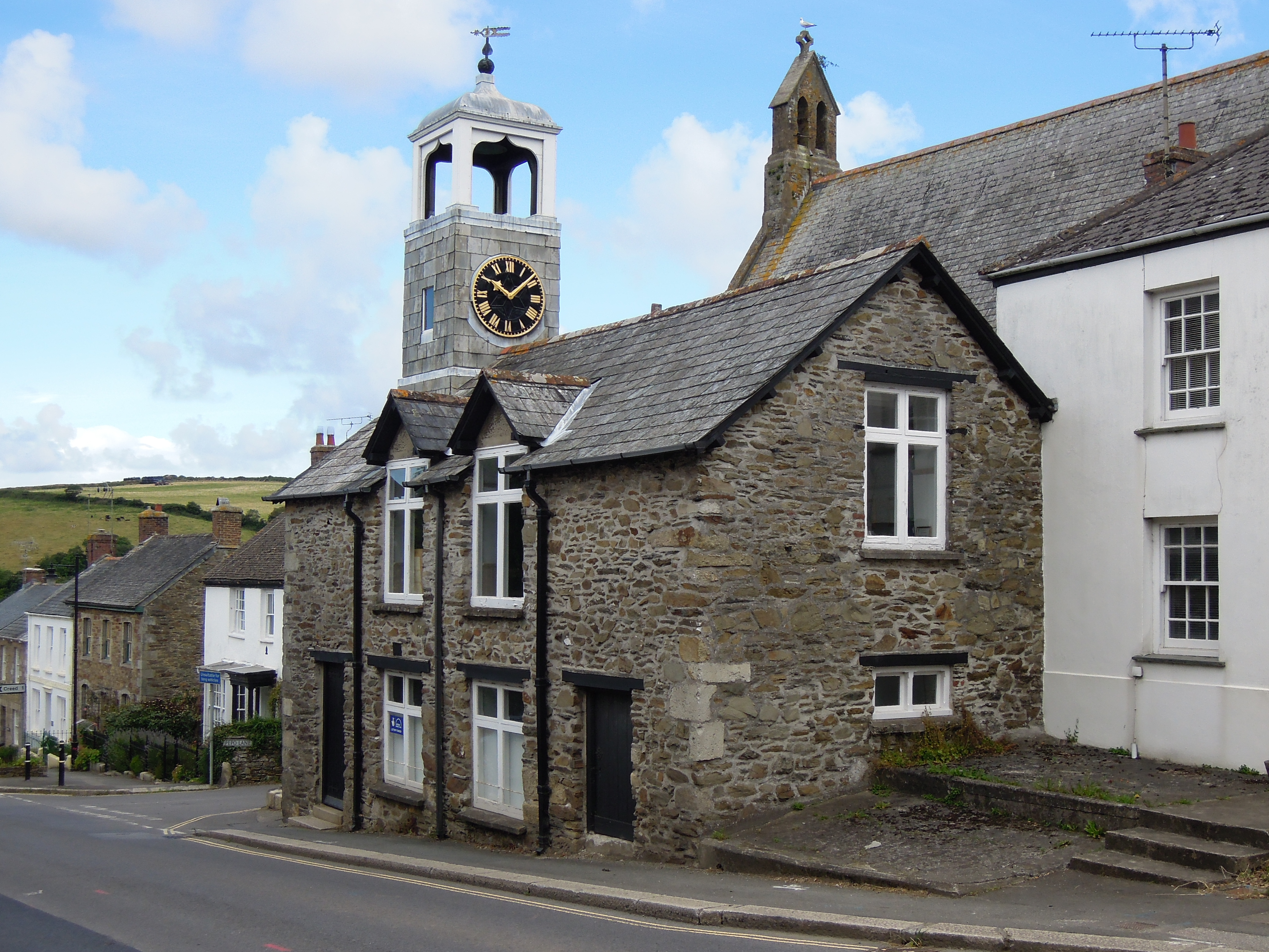 Grampound with Creed Heritage Centre