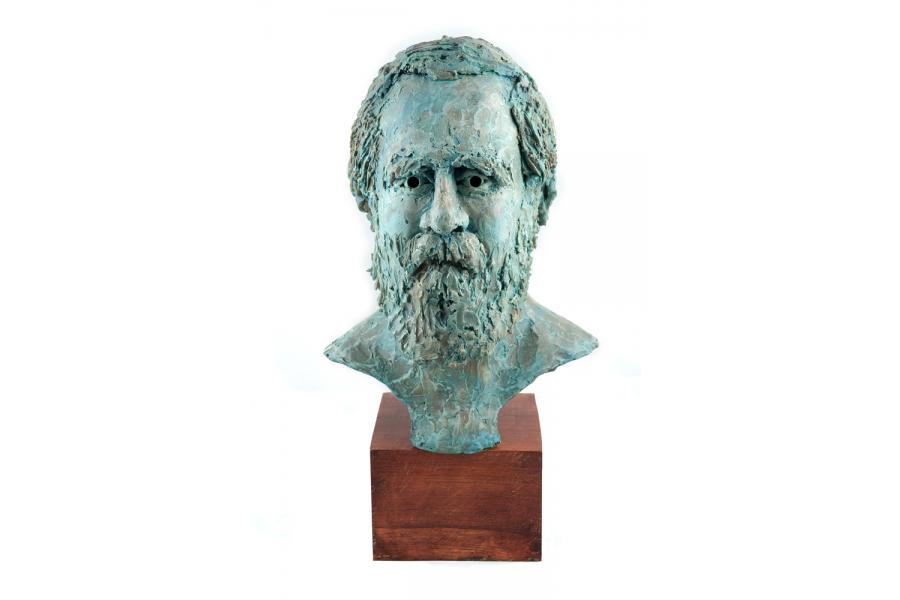 Passmore Edwards Bust