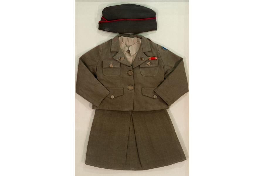 D Day Mascot Uniform
